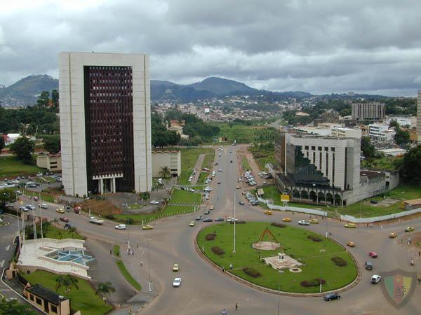 Яунде, Камерун, Африка [(cc)wikipedia.org]