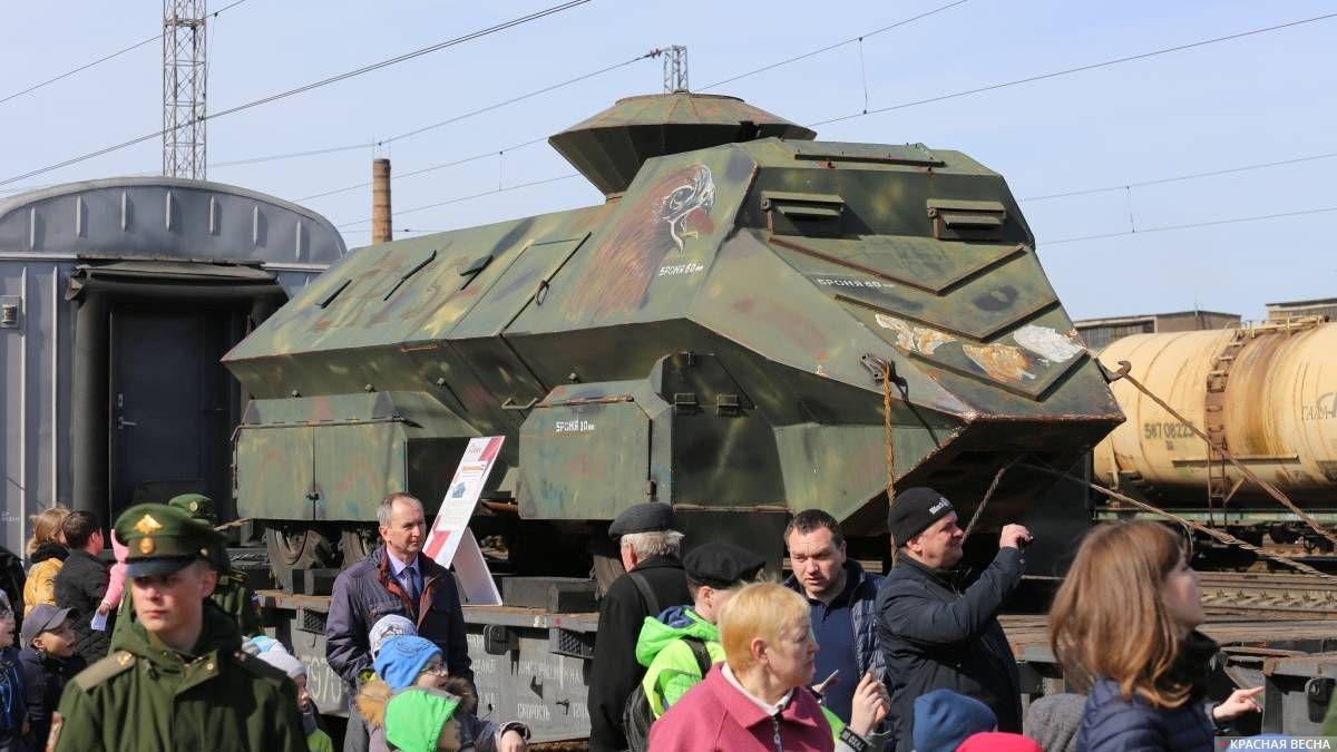 Бронированный штурмовой автомобиль «YPG Eagle Head»