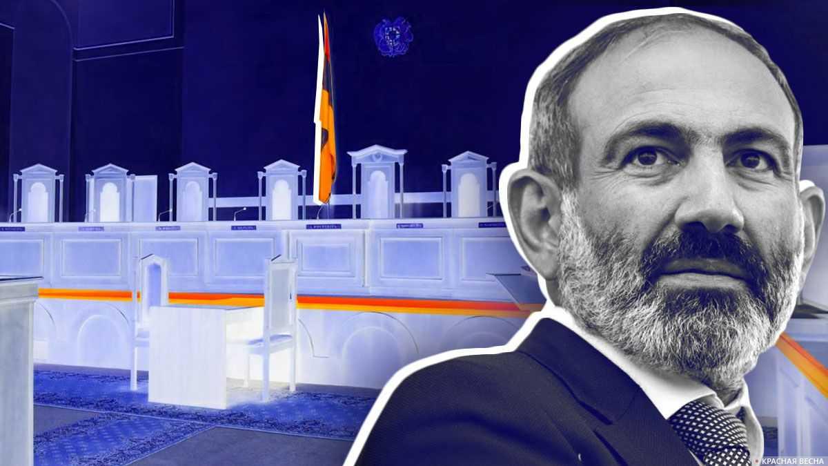 Пашинян и Конституционный суд Армении