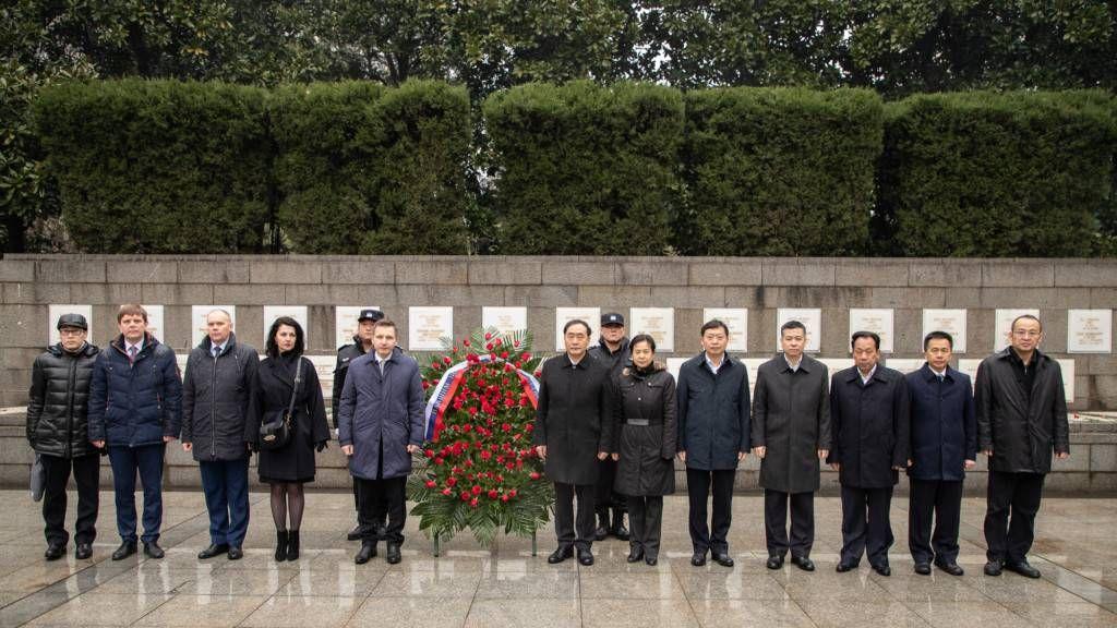 В Китае прошли мероприятия, посвященные памяти советских летчиков-добровольцев