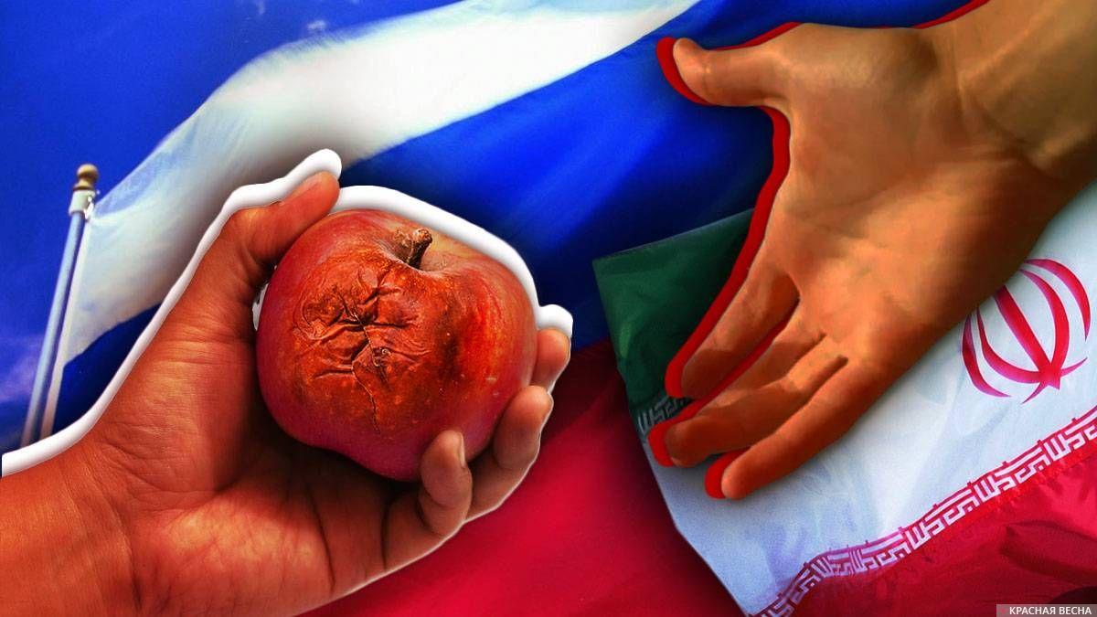 Культура России Ирану
