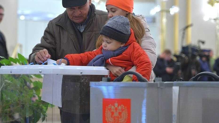 ЦИК: навыборах президента Российской Федерации впервый раз проголосуют около 7-ми млн россиян