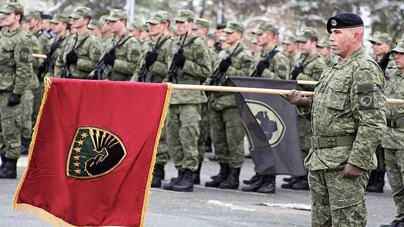Вооруженные силы Косово