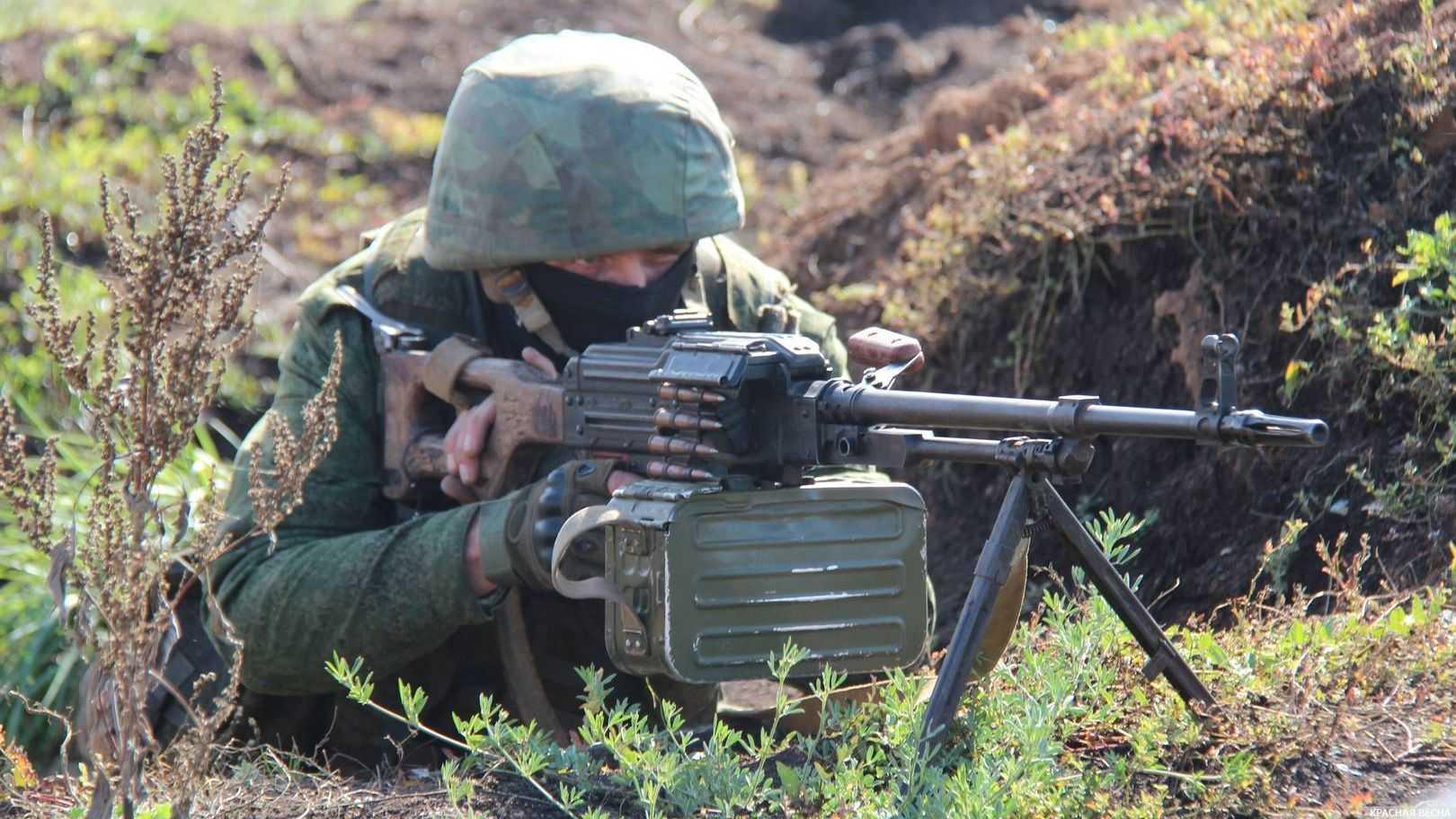 Солдат. ДНР
