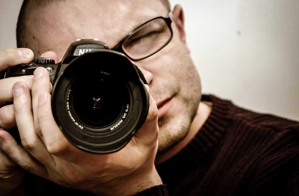 Фотограф в картинках