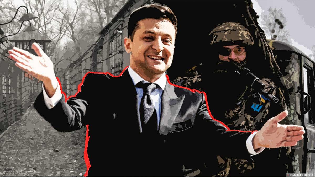 На Украине появился защитник прав «защитников Украины»