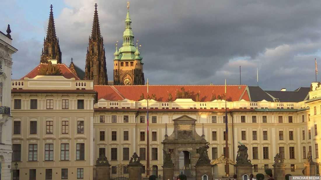 Старый королевский дворец. Прага