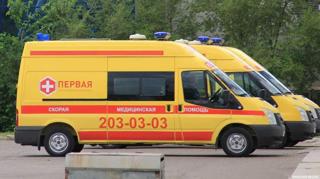 Станицы ихутора Кубани получили новые машины «скорой помощи» и ученические автобусы