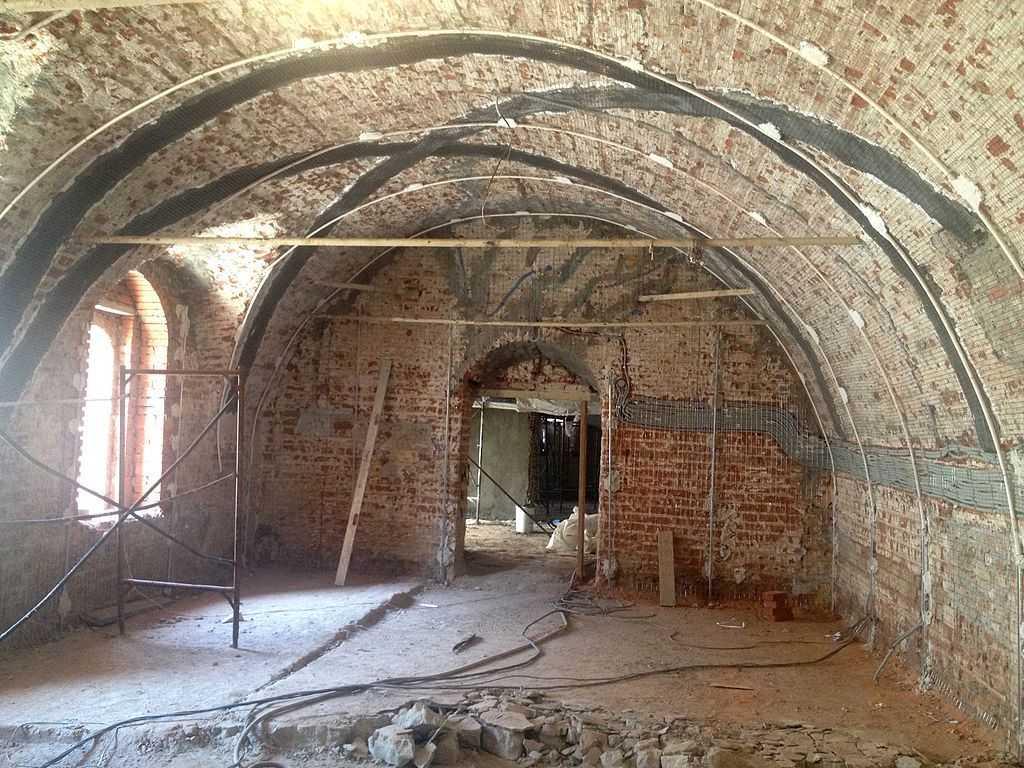 Реконструкция православного храма
