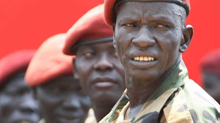 Суданские военные