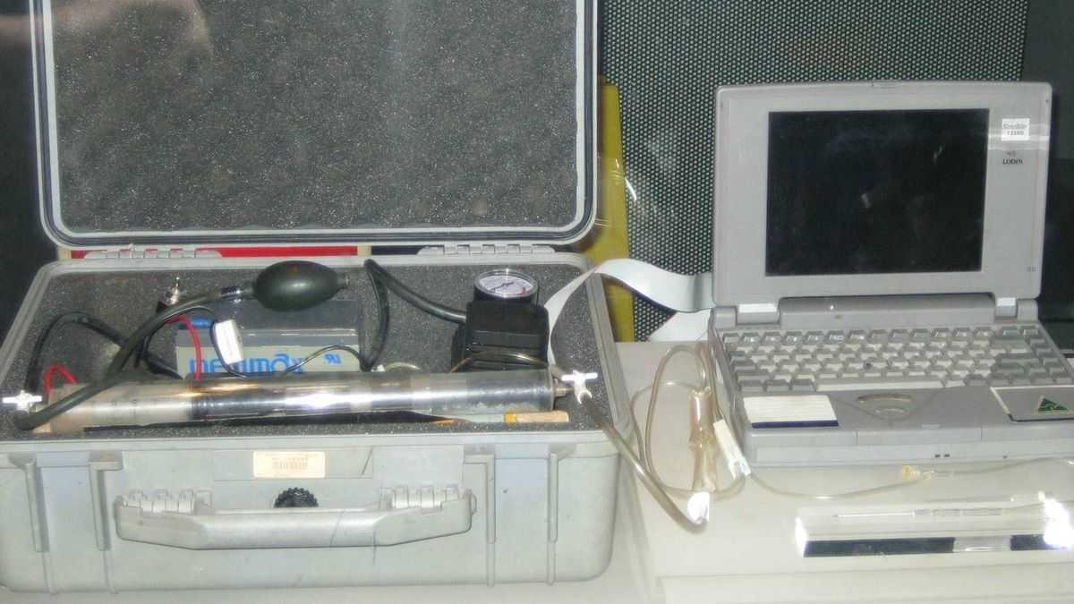 Аппарат для эфтаназии