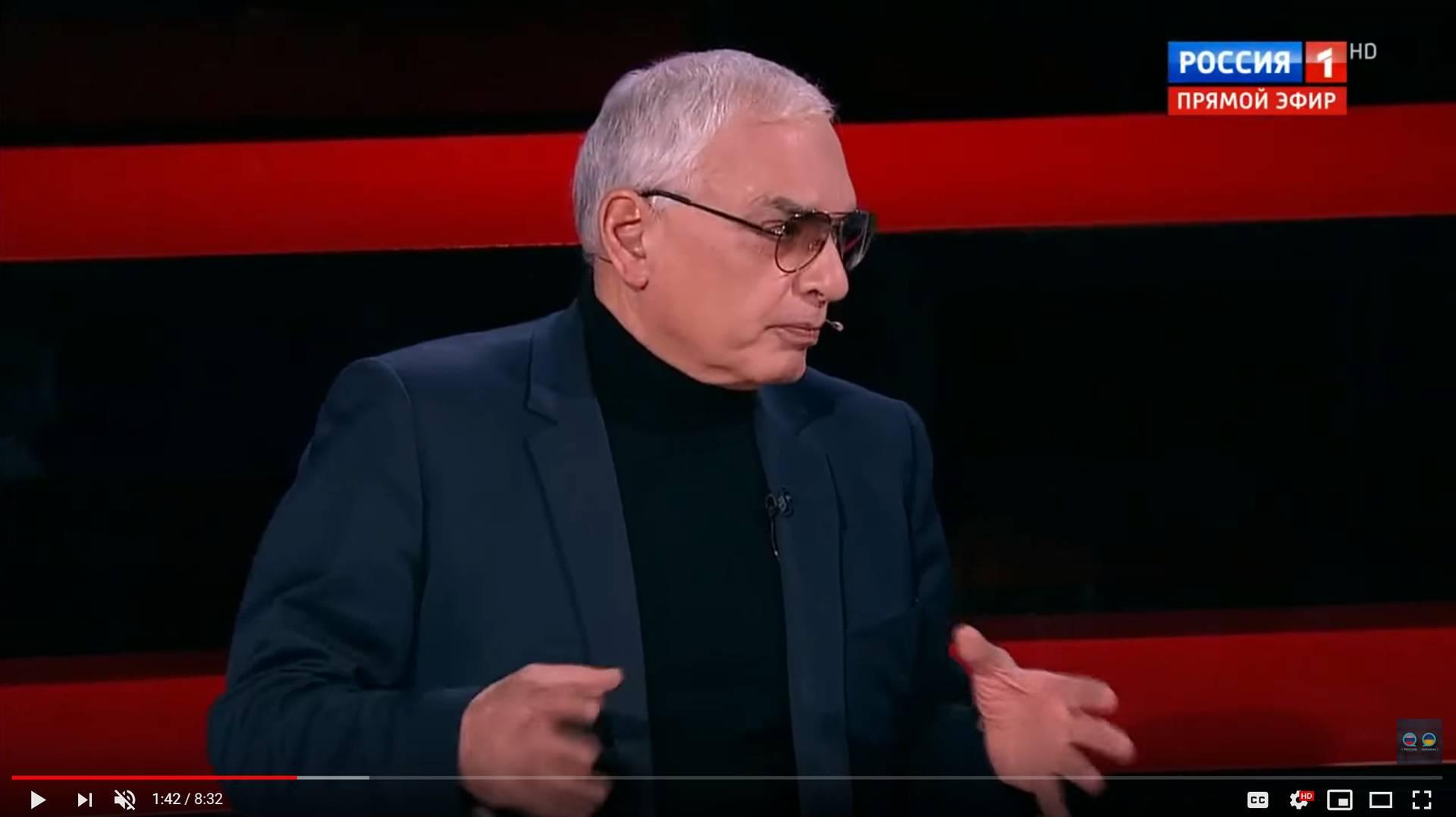 Карен Шахназаров. Цитата из видео https://www.youtube.com/watch?v=OIyrDBrpb60