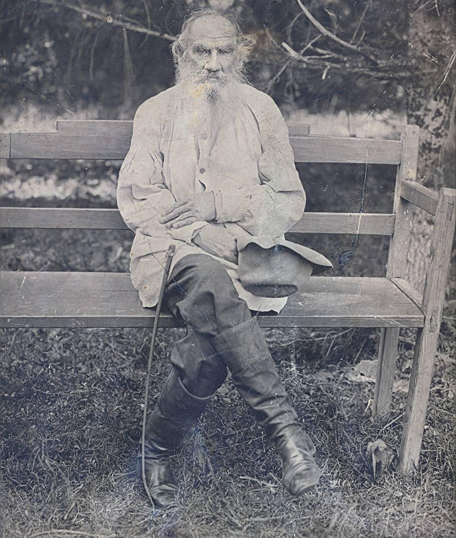 Лев Толстой. 18 февраля 1905 г.