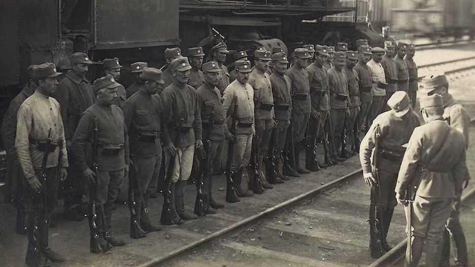 Чешские легионеры