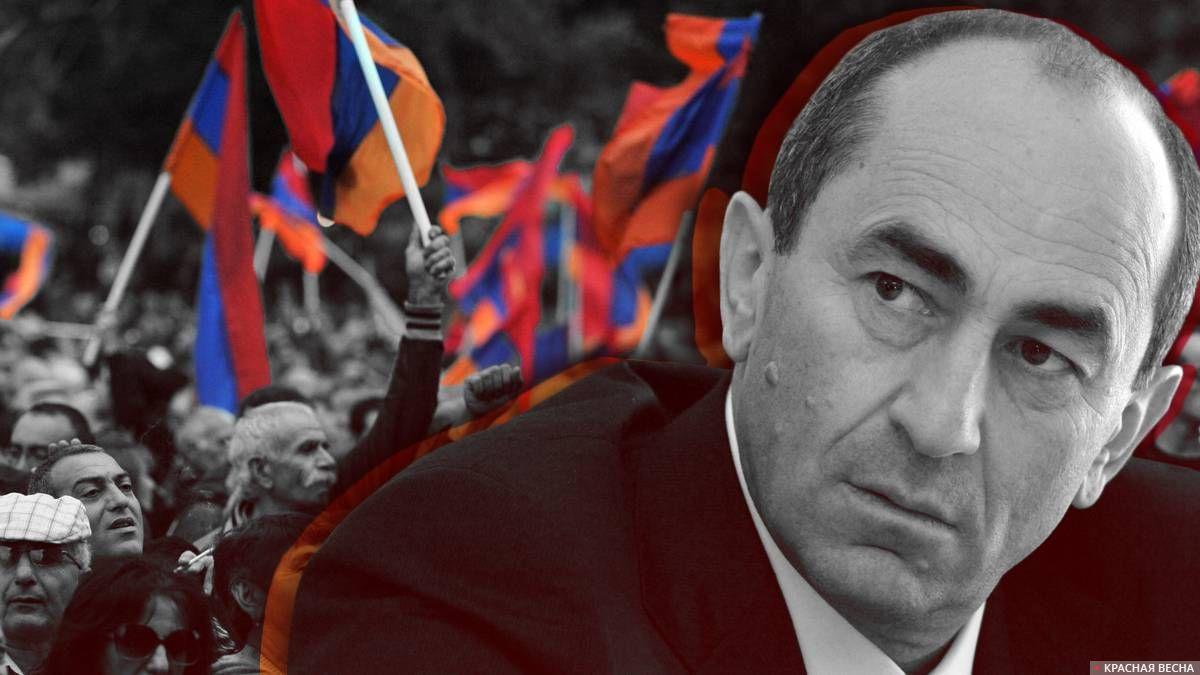 Роберт Кочарян, второй Президент Армении