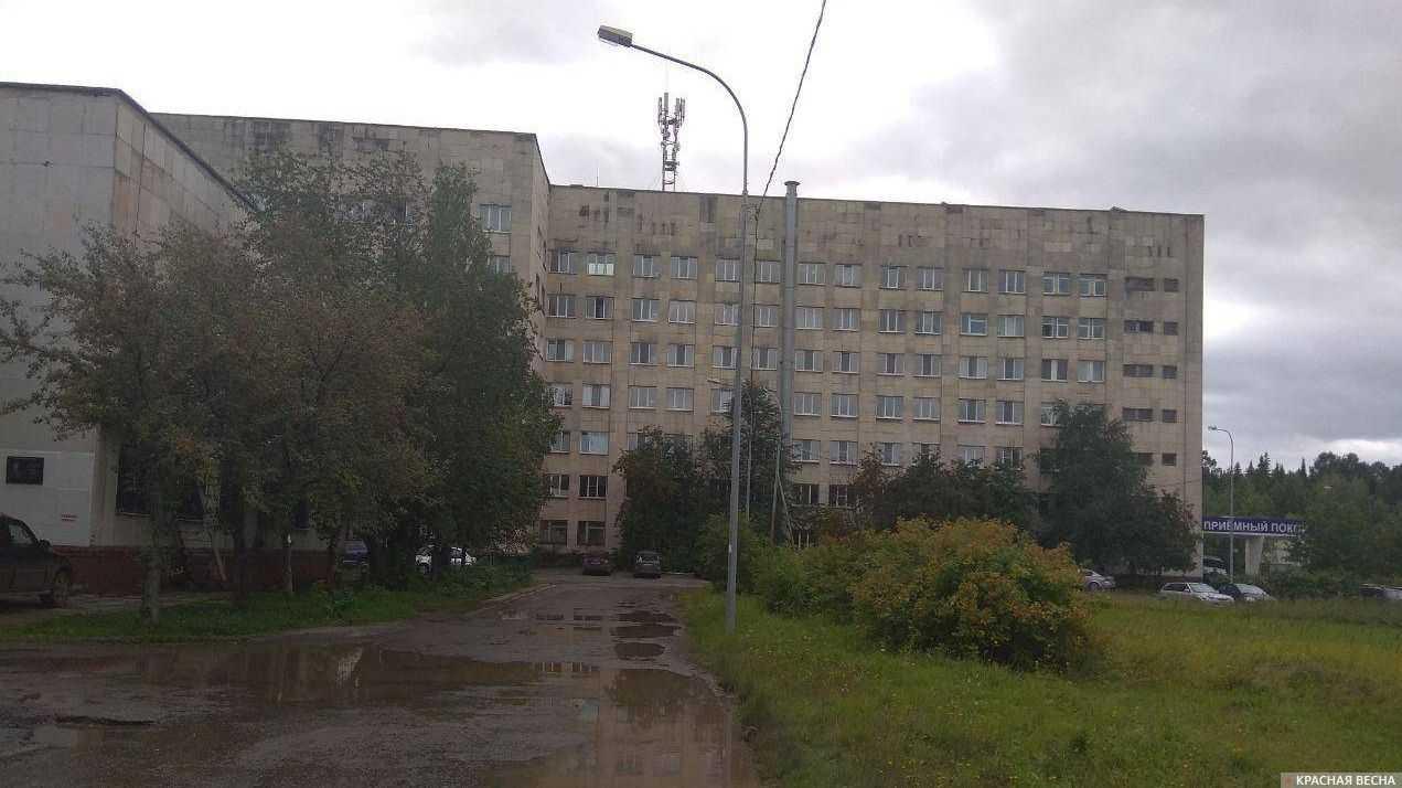 ЦГБ №1, Нижний Тагил. Именно отсюда уволились хирурги