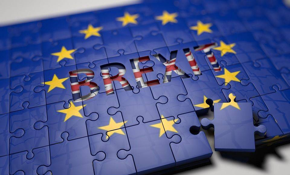 brexit, puzzle, eu