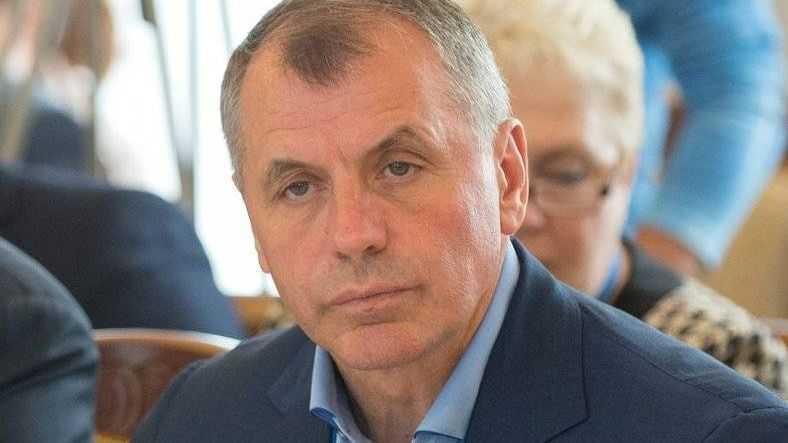 Председатель Госсовета Республики Крым Владимир Константинов