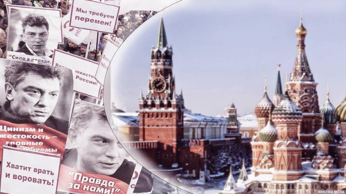 Борис Немцов и марш памяти.