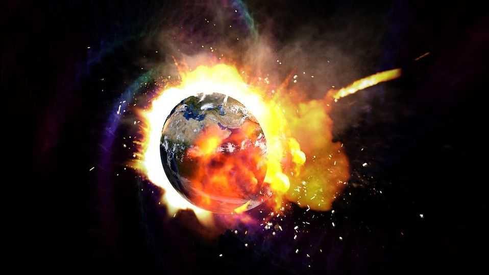 Глобальный Взрыв Земли