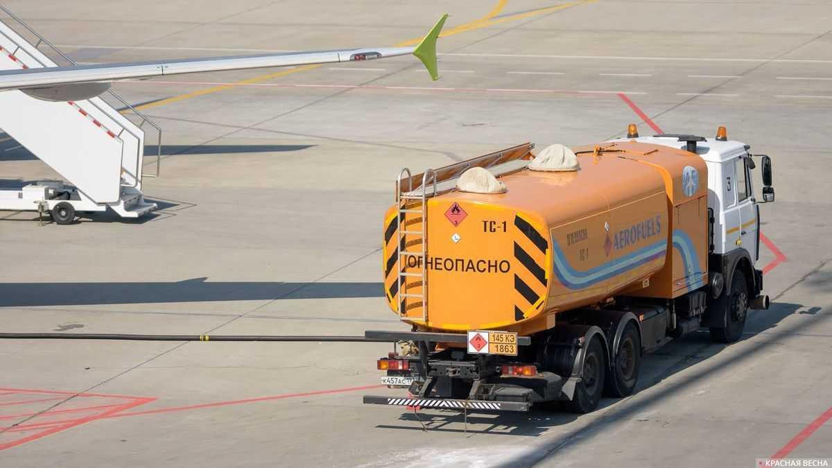 Авиационный топливозаправщик