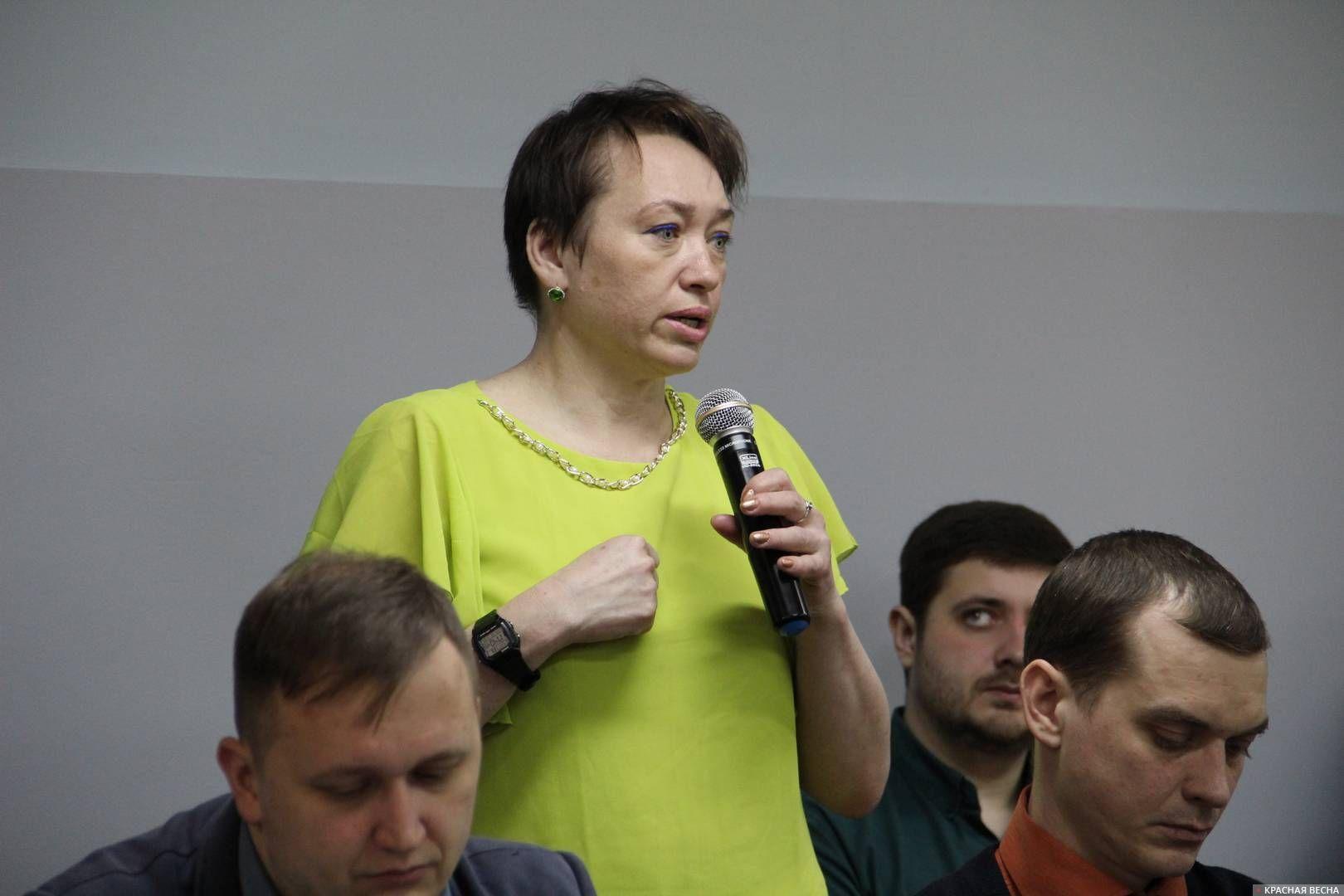 Кандидат медицинских наук доцент Кемеровского ГСХИ Лариса Куракина