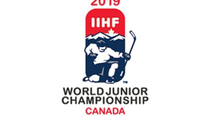 Логотип молодежного чемпионата мира по хоккею 2019 года