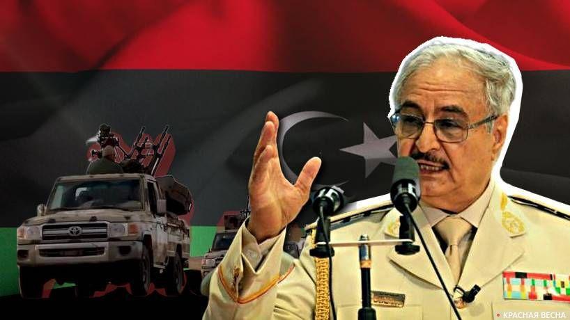 Ливия. Халифа Хафтар