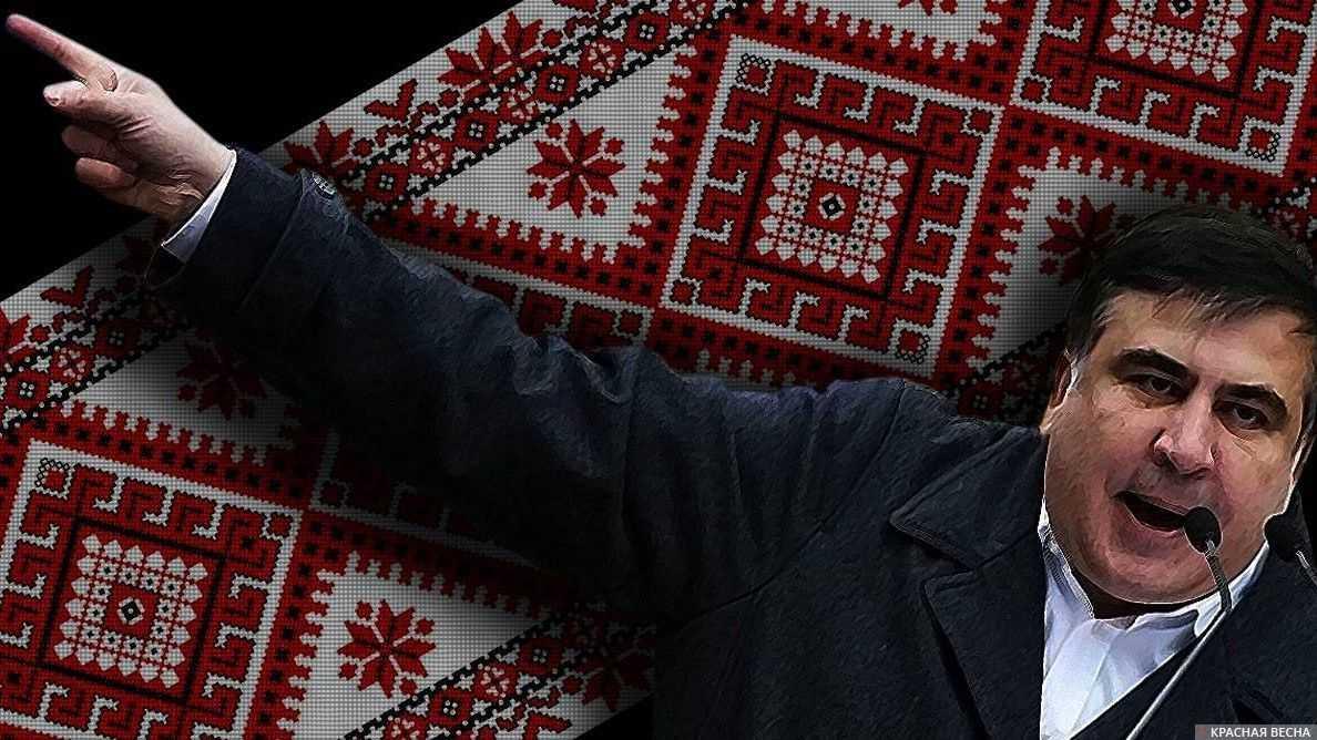 Активисты прорвались к монументу Шевченко, куда должен приехать Порошенко— Митинг вКиеве