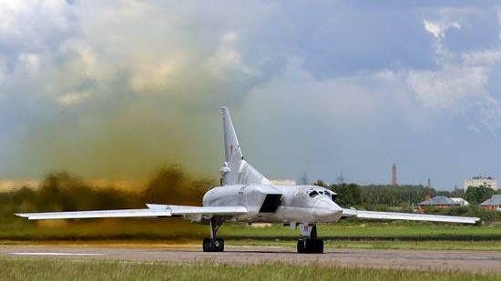 Самолет Ту-22М3М