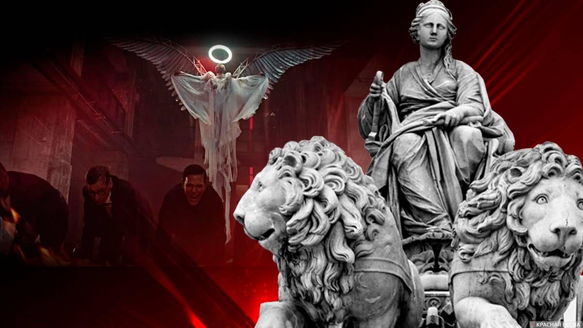 Близость Германии Rammstein с древней богиней Кибелой