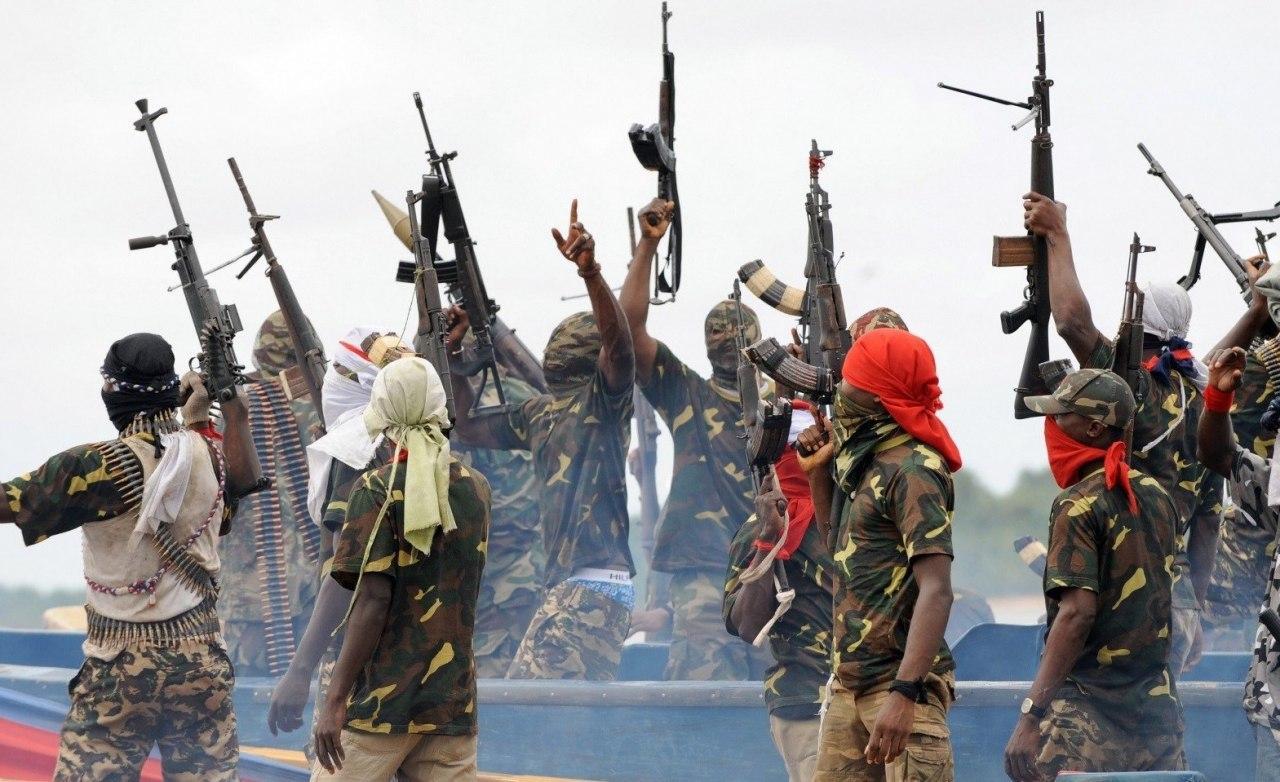 Африканские боевики