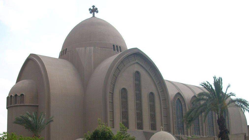 Коптский Собор Святого Марка в Каире