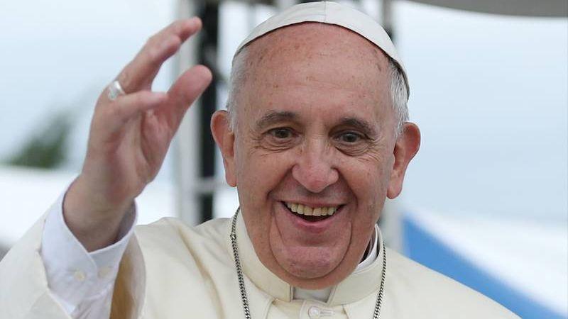 Его Святейшество папа римский Франциск