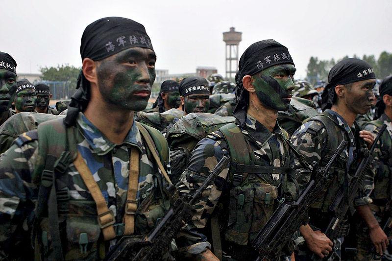 Пять тысяч исламистов из Китая воюют на стороне террористов в Сирии | ИА  Красная Весна