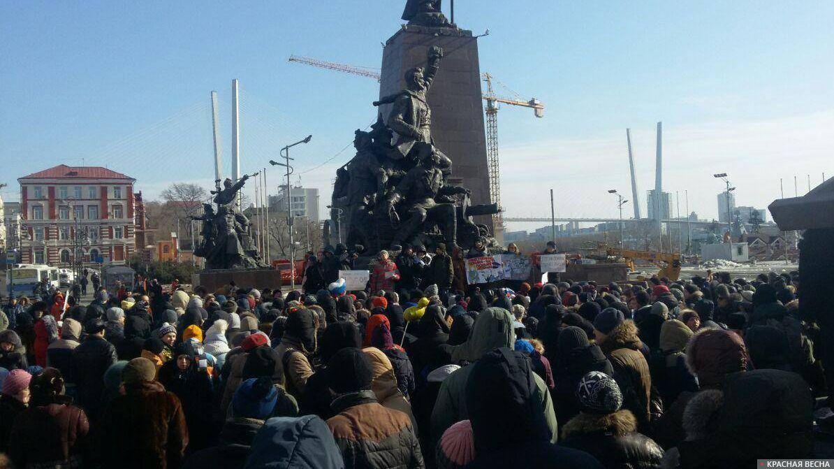 В столице России задержали Алексея Навального