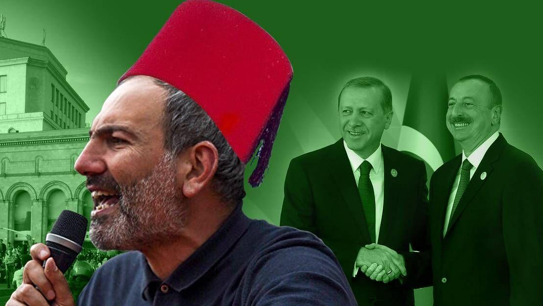 Пашинян, Эрдоган и Алиев
