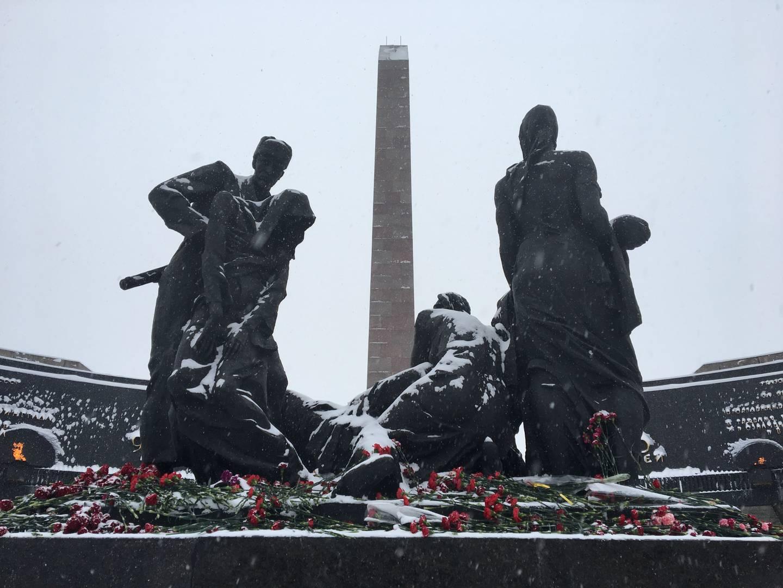 Площадь победы, Санкт-Петербург