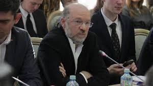 Александр Щипков, член ОПРФ, Первый зам.Председателя синодального отдела по взаимоотношениям Церкви с обществом: