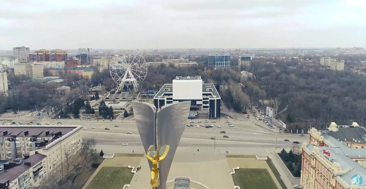 Ростов-на-Дону. Театральная площадь
