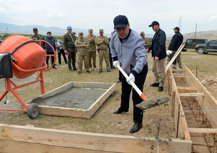 В Киргизии определили регион с главным транзитным потенциалом