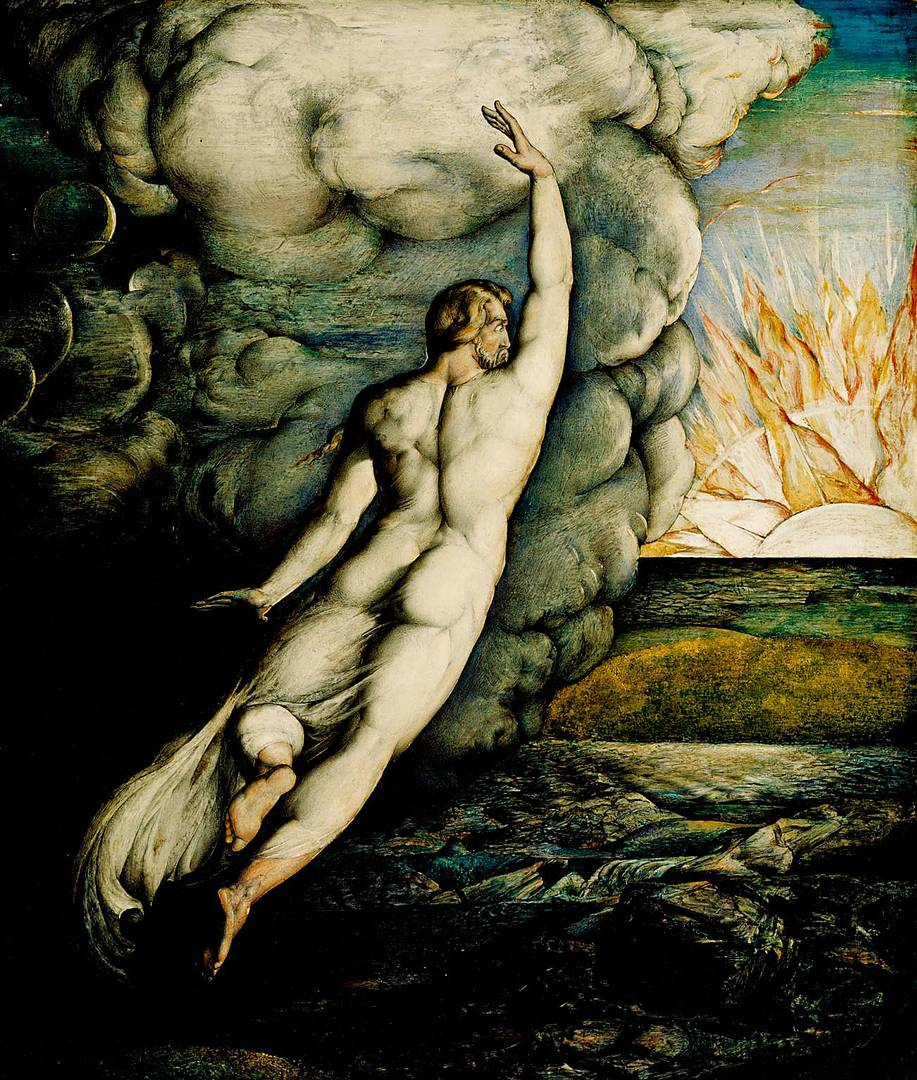 Джордж Ричмонд. Создание Света. 1826