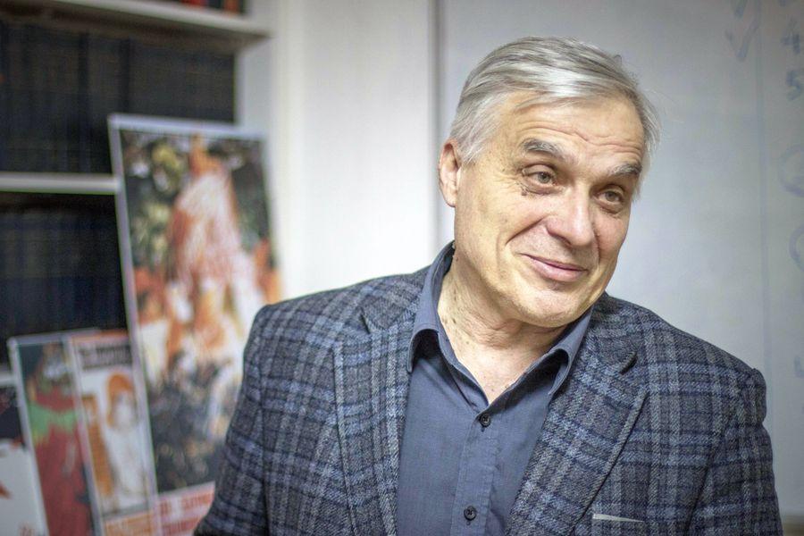 Участник дискуссии, архитектор Сергей Санок