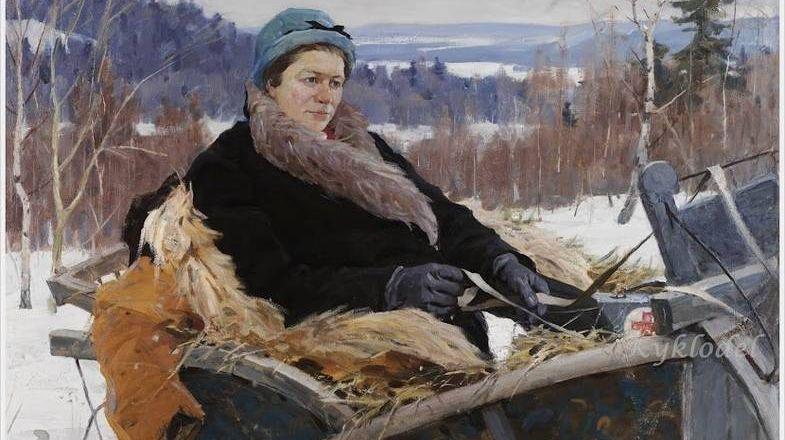 Шапаев Федор Васильевич (Россия, 1927). Сельский врач 1964