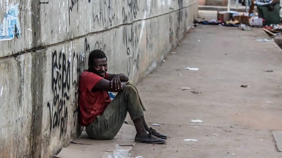 Африка, бедность, голод..