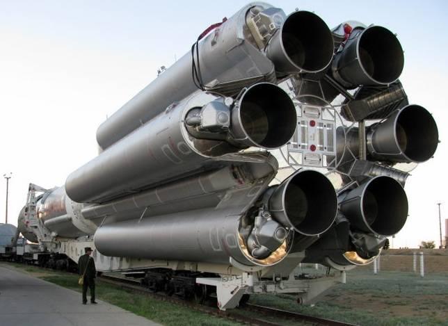 Двигатели РН