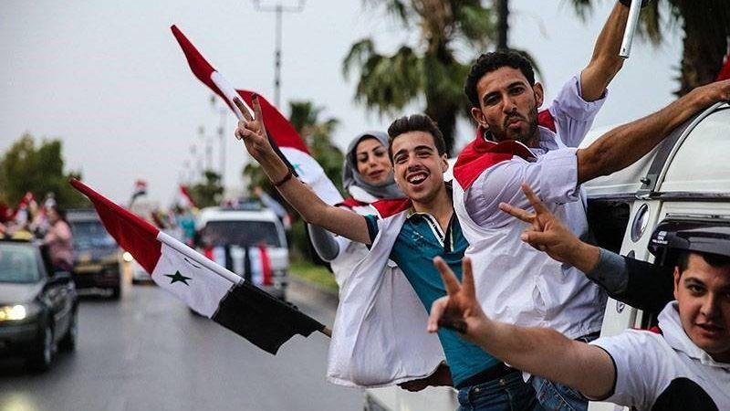 Дамаск, Сирия, 2014 год