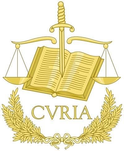 Герб Европейского суда