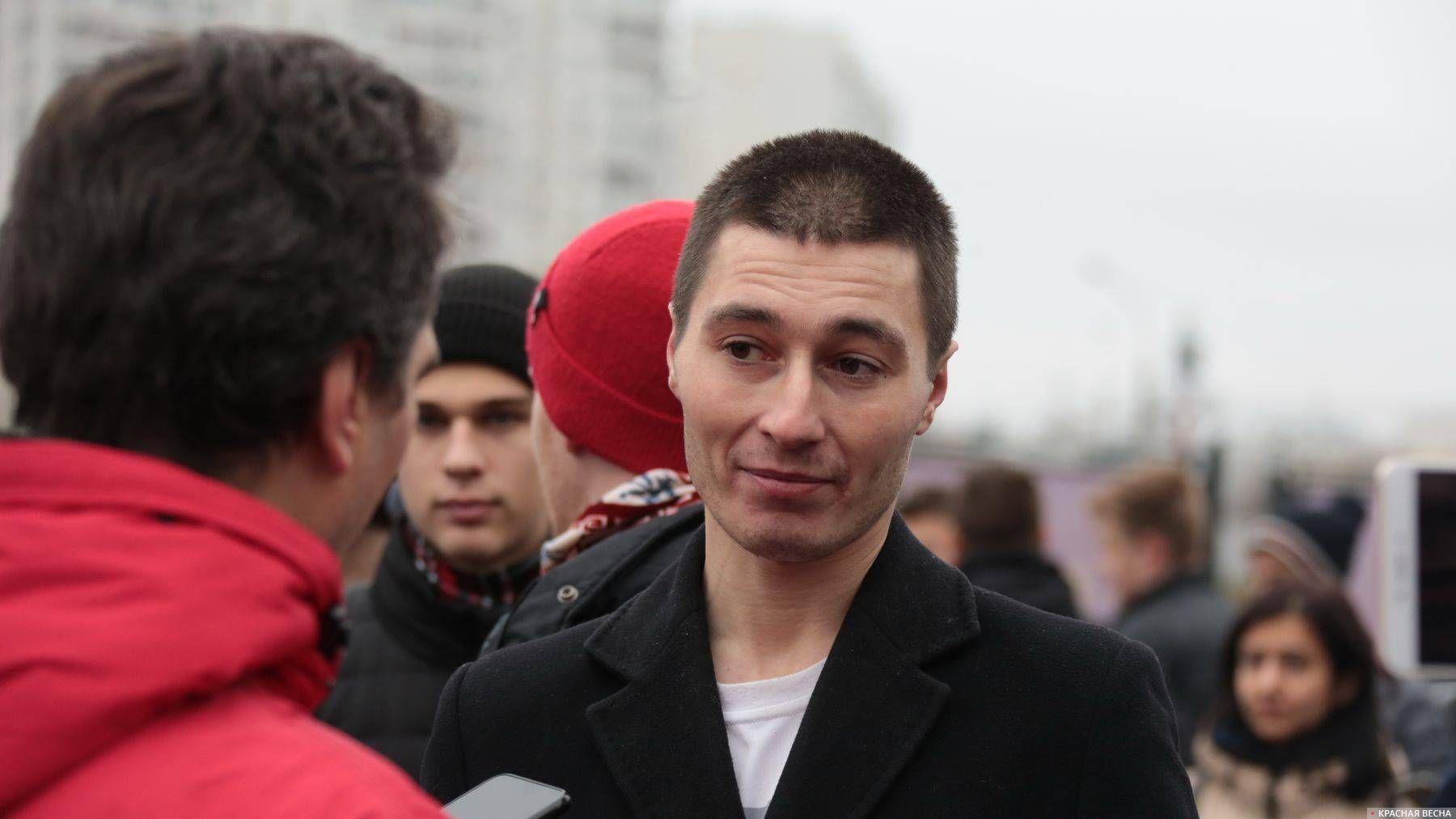 Михаил Пулин, Русский марш Люблино 2019