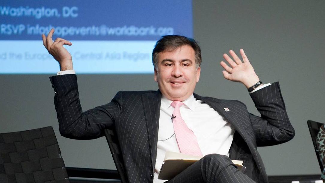 Саакашвили рассказал неизвестные подробности своего возвращения в Грузию